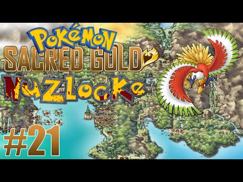 Pokemon Sacred Gold Nuzlocke (P21) Big Mistake