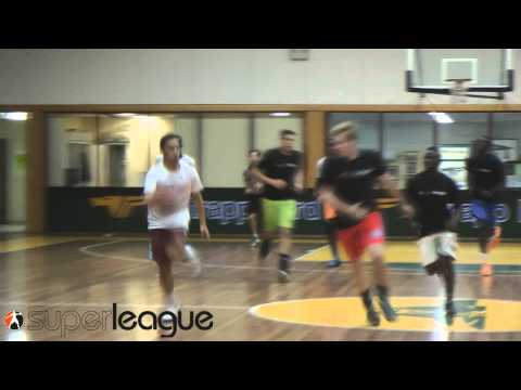Super League Basketball 2014