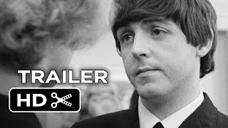 HollyWood Movie Trailer A Hard Day's Night Official Remastered Trailer (2014) - The Beatles Movie HD Full HD 2014