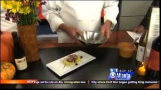 Chef Swift Makes Asparagus Salad