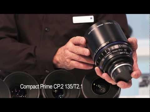 Carl Zeiss 1984-031 CZ.2 70-200/T2.9 PL - feet CZ lens