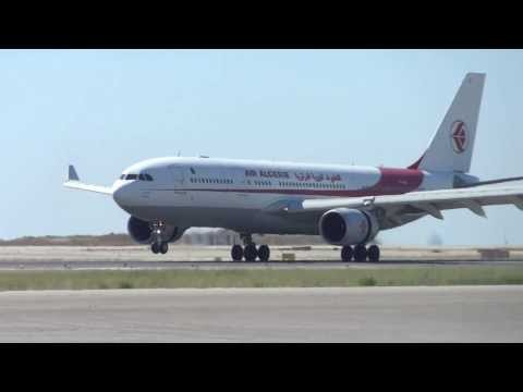 Airbus A330 Air Algérie 7T-VJZ
