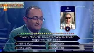 Kim Milyoner Olmak Ister 258. bölüm Mustafa Kemal Ünsal 11.09.2013