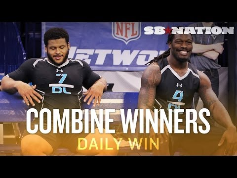 Big winners of the 2014 NFL Draft Combine (Daily Win)