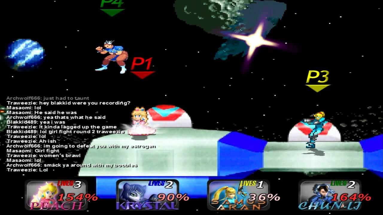 Super Smash Bros. Crusade