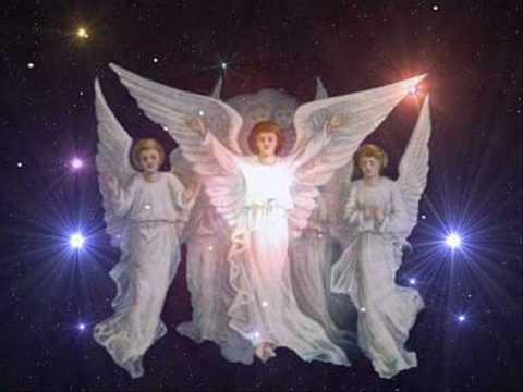 ANGELES CANTANDO ALELUYAH.wmv  testimonio