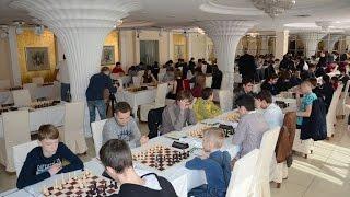 У Харкові розпочався Фінал чемпіонату України з шахів