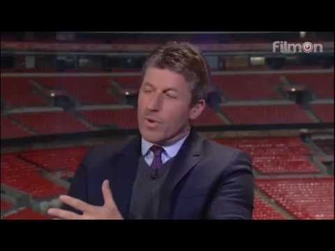ITV Sport - Republic of Ireland v Latvia - Post Match Analysis (15/11/13)