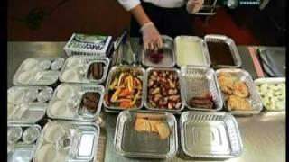Ako sa to robí - Jedlo v lietadle