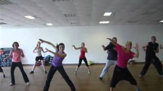 """""""Bella"""" Maitre Gims Choreography By Sandra Samaison"""