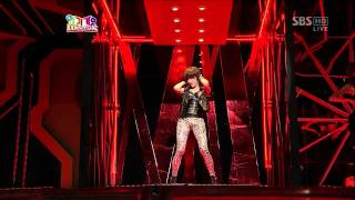 Hyun Ah, Ga-In, Nicole, Minzy - Dance Battle