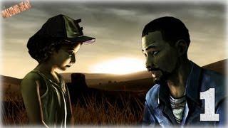 Прохождение игры The Walking Dead + 400 Days DLC.