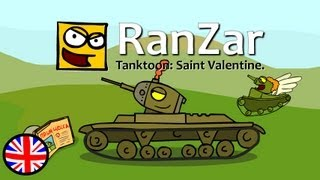 Tanktoon #38 -Svätý Valentín