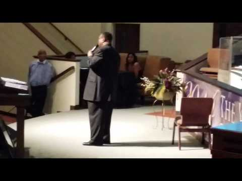 Dr. Frank Ray, Sr. Gospel Music City Awards 2014