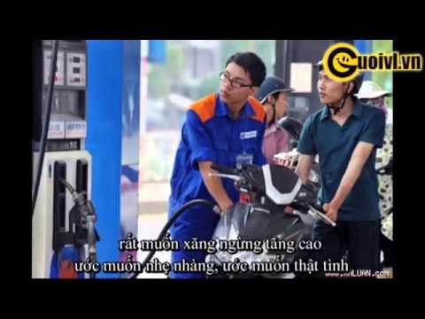 Không tiền mua xăng  chế Không cảm xúc  Hồ Quang Hiếu
