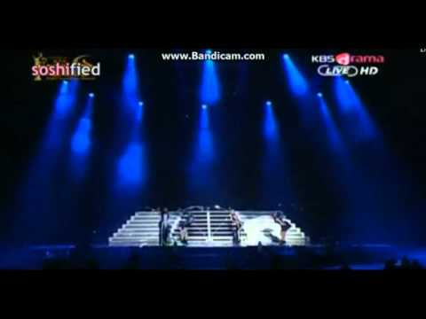 120119 21st High1 Seoul Music Awards- Goodbye Baby (miss A)