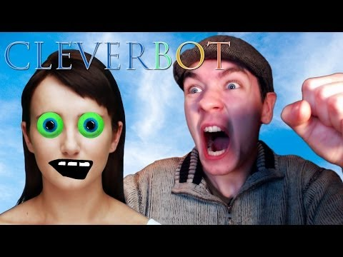 Cleverbot | SLIGHTLY DRUNK CONVERSATIONS WITH EVIE
