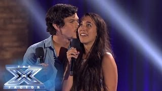 Alex & Sierra Knows Grease Is The Word THE X FACTOR USA