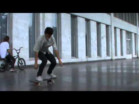 Vor skate-park la Chișinău