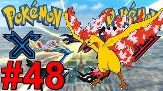 Guia Pokemon X/Y (Postliga #7 Parte 48:Capturar A