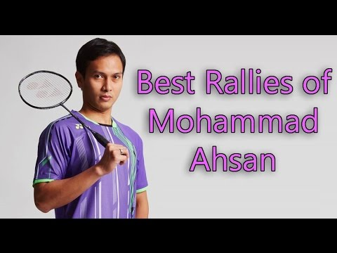 Mohammad Ahsan and Setiawan BEST RALLIES from their begin - Badminton 2016