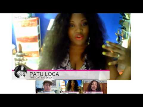 The Roxy Show Live with Dating Diva Patu Loca!!! 10-23-13
