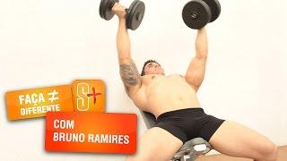 Faça Diferente com o atleta Bruno Ramires