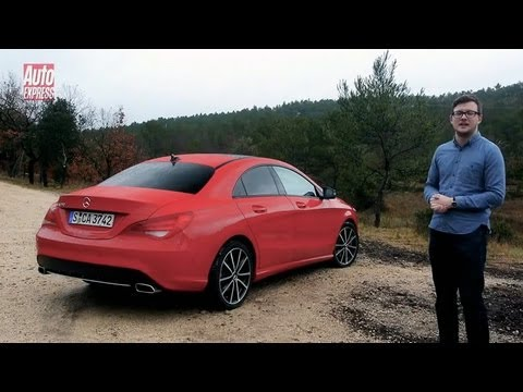 Mercedes CLA review - Auto Express