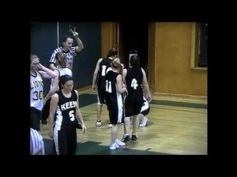 ELCS - Keene Girls  12-22-03
