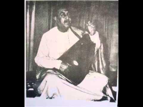 Ustad Sarahang - ghazal- مرا بی یار و غمخوارآفریدند