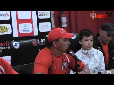 ChacaTV - Compacto Chacarita 1 Vs. Chicago 0 - Notas post partido