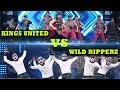 Kings United vs Wild Ripperz Again Dance Champions Star Plus Kings United Battle Round