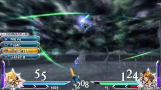 [DISSIDIA FINAL FANTASY REPLAY] Video