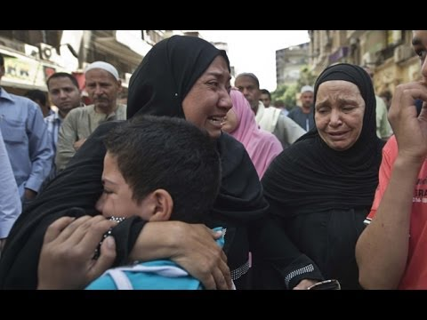 Egypt Sentences 682 People To Death For Dissenting