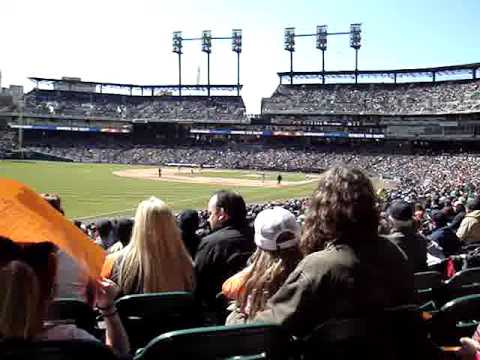 Torii Hunter Detroit Tigers Home Run HR