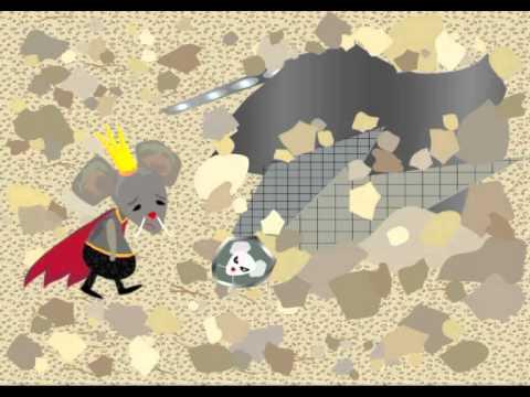 羅漢王與鼠大王(影片長度:7分41秒)