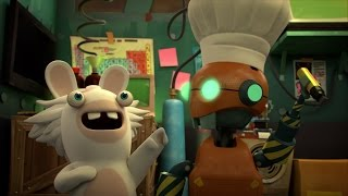 Rabbids Invasion - Spodky