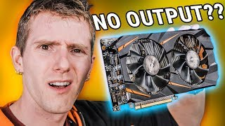 Nvidia Said We Couldn't Game On This Crypto Mining Card...