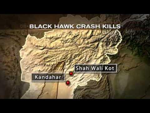 US Army Confirms Taliban shot down Blackhawk over Kandahar killing 7 US troops including 2 NS