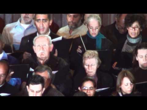 Coral Evangélico de São Paulo - Salmo IV (Making Of FullHD)