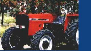 Licencyjne Traktory URSUSA