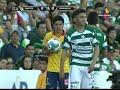 Balacera Partido De Futbol Santos Vs Morelia Como Se Vio En Vivo Por Tv