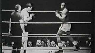 Sonny Liston Vs Roy Harris 1960