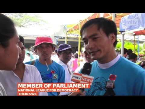 mitv - U Win Tin: Funeral Held In Yangon