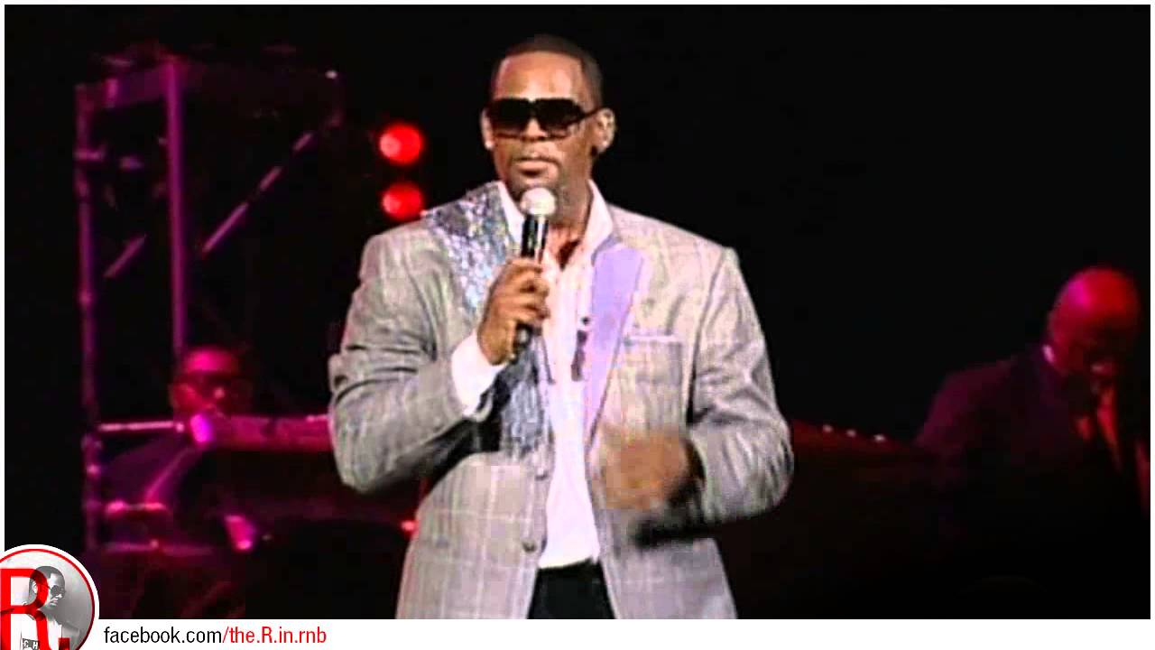 RKelly The Love Letter Tour Part 2 Of 4