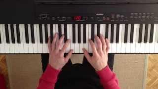 Curso De Acordes Para Piano. Clase 1. Cómo Tocar Acordes