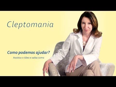 Plano de Tratamento para Cleptomania