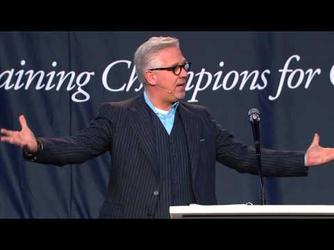Glenn Beck at Liberty University 04/25/14