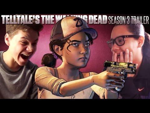 Fans React to Telltale's The Walking Dead Season 3 Teaser