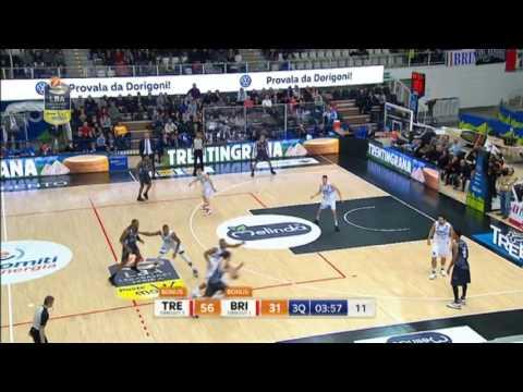 Copertina video Dolomiti Energia - Enel Brindisi 84-48